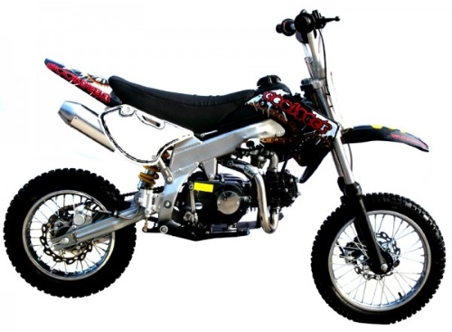 Coolster 125cc Dirtbike DB214FC - $825 00 : Coolster ATV Parts